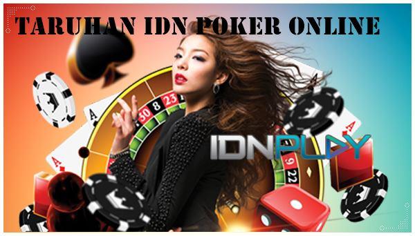 Taruhan IDN Poker